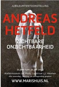 Affiche - Andreas Hetfeld