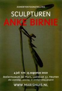 Affiche - Anke Birnie