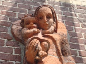 Tilburg - Boomstraat 81 Ave Maria (4)