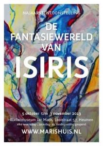 Affiche - Iris Rosalie