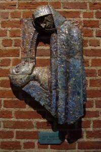 Statie 14 - Jezus wordt in het graf gelegd