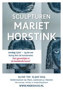 Affiche - Mariet Horstink