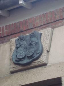 Wapen - Gemeentehuis Mook