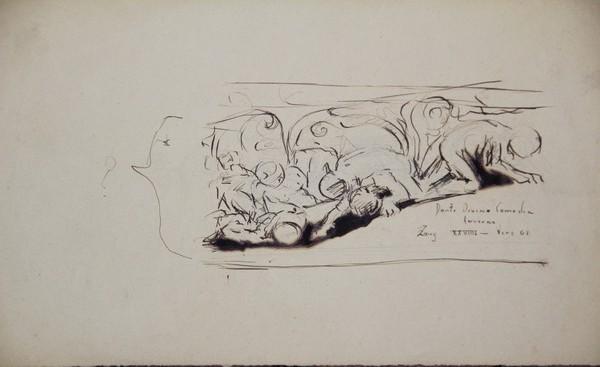 A-031 – Dante Divina Comedia Inferno