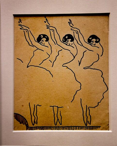 A-036 – Drie danseressen