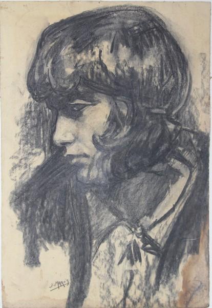 A-052 – Meisjesportret