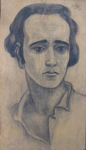 Zelfportret uit 1932 (B-011)