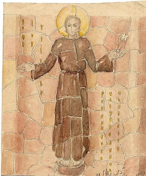C-004 – 1941 Sint Jozef, 79×52, studie Heilo