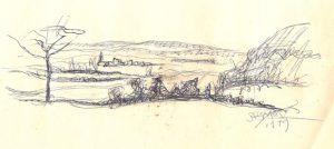 C-034 – 1949 – 02. landschap