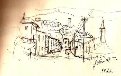 C-043 – 1949 – 11 Spoleto