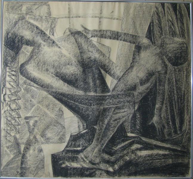 D-018 – 1954 Moeder met kind