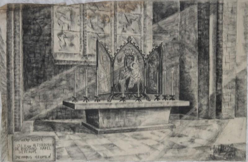 D-037 – 1955 Sevenum kapel O.L.V. a. Bijstand