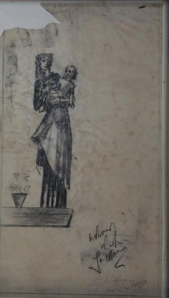D-061 – 1959 Madonna met kind
