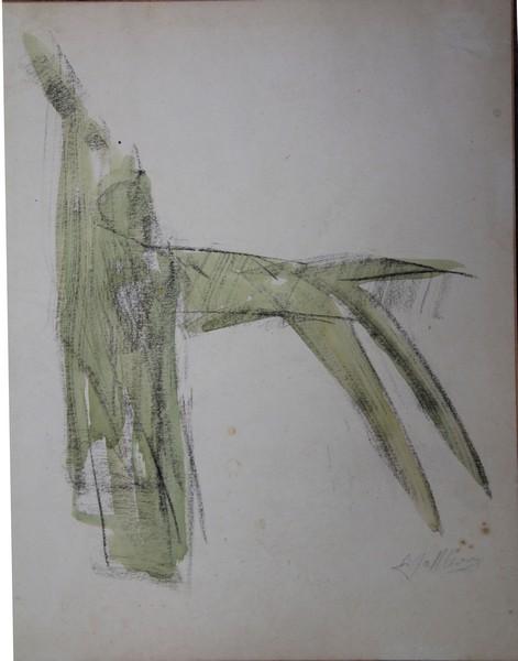 E-006 – 1964 Mens en paard