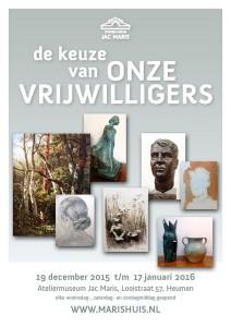 Affiche van de tentoonstelling